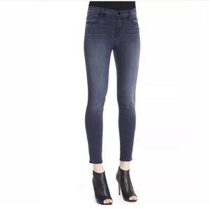 J Brand Jeans Stocking Mid-Rise Super Skinny Jeans